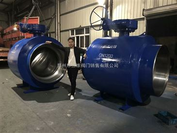 上海良工阀门 良工阀门 全焊接硬密封球阀图片
