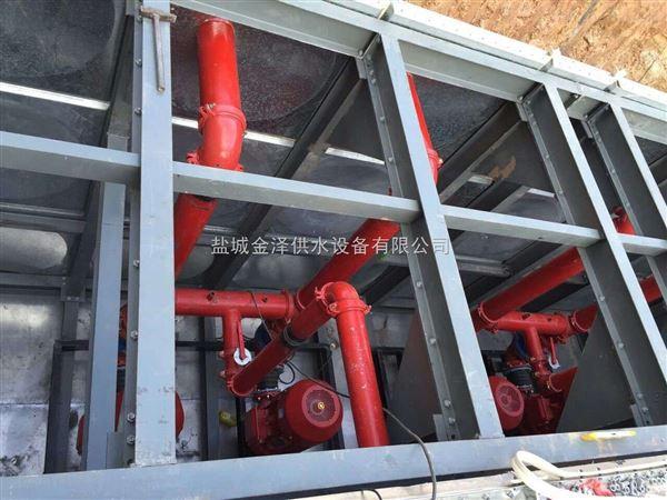 徐州水箱增压地埋箱泵一体化