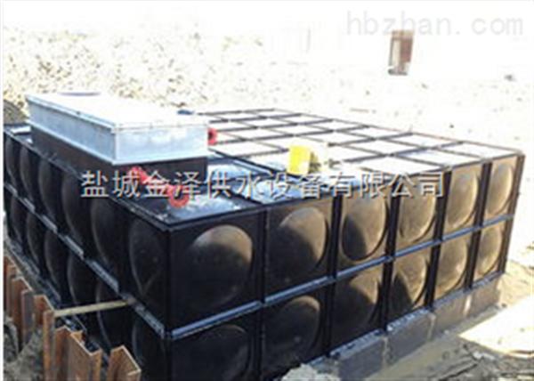 安徽合肥地埋箱泵一体化供水设备