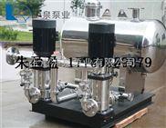郑州泸泉小型无负压给水设备,变频供水控制器