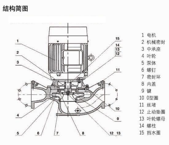220增压泵里面接线图
