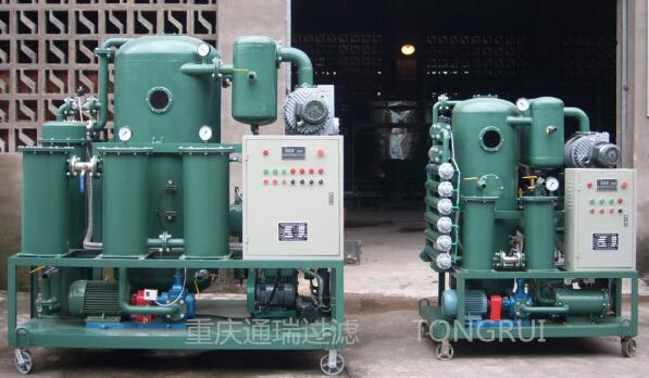 ZJA变压器油双级真空滤油机
