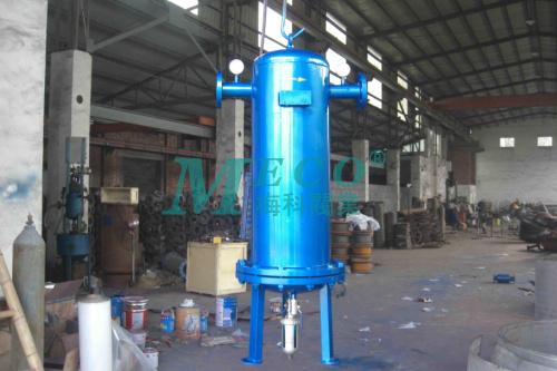 沼气除水器不锈钢沼气汽水分离器