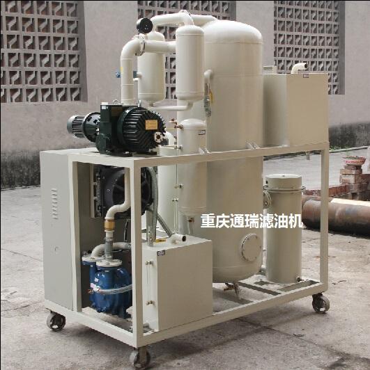 ZJD-S润滑油脱大水专用过滤机