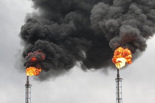 石油能源汽车污染图片