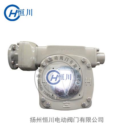 西博思电动执行机构sipos5-扬州恒川电动阀门有限