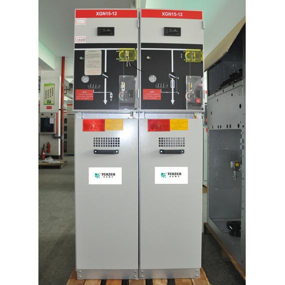 10kv户内双电源自动切换高压开关柜xgn15