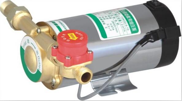 开关具有调节家用自来水增压泵出口压力的功能