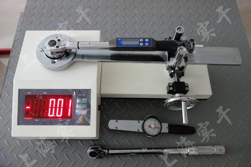 机械扭力扳手校准仪