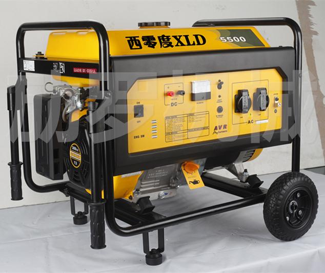 产品库 电气设备/工业电器 发电机 发电机组 ml5500s 5kw/ 220v家用