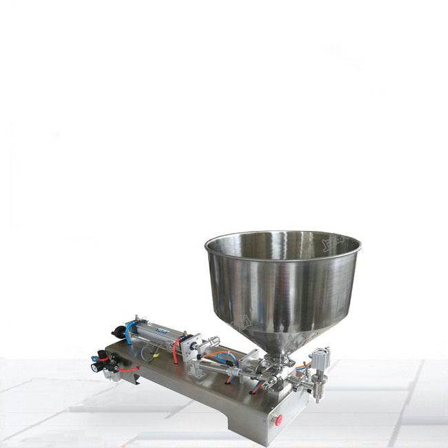单头膏体灌装机