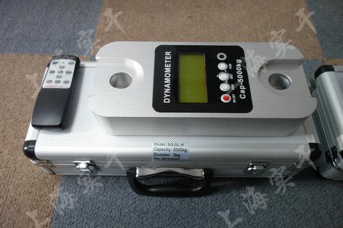 无线手持式数显拉压测力计图片