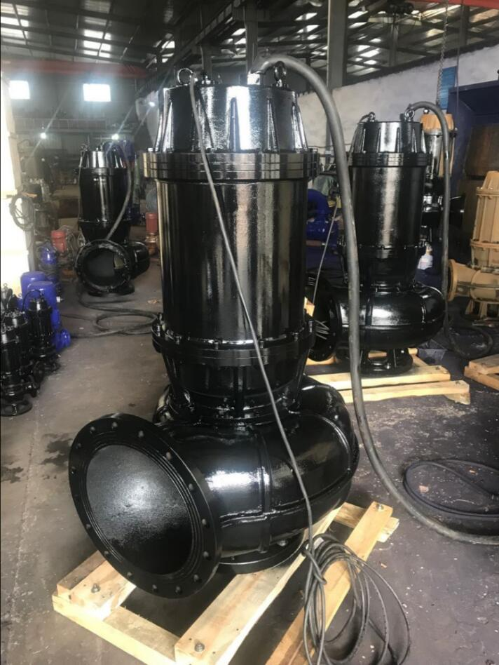 自动保护潜水排污泵
