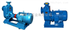 ZW型不会超电流的大吸力无堵塞式自吸排污泵