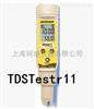 TDSTestrs11+美国Eutech防水型总溶解固体量测量仪TDSTestr11